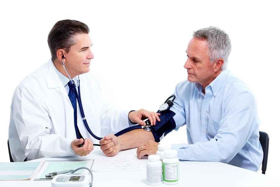 Nguyên nhân gây ra bệnh cao huyết áp ở người cao tuổi