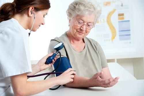 Một số triệu chứng của bệnh cao huyết áp