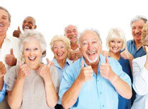 Sức khỏe người cao tuổi luôn được chú trong hàng đầu