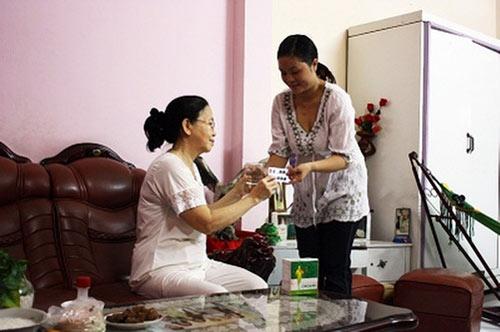 Dịch vụ chăm sóc người già tại Hồ chí minh cũng được nhiều người quan tâm