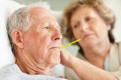 Người thân cần chú ý quan tâm chăm sóc người gia ở giai đoạn này