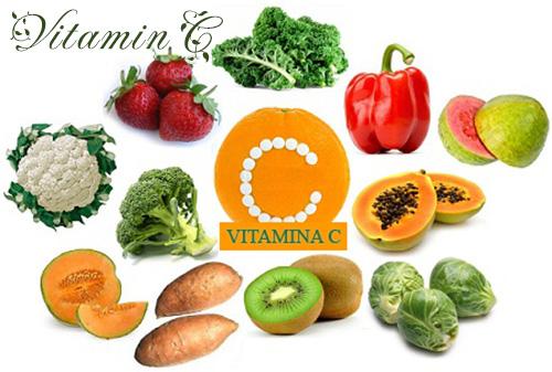 Bổ sung viatmin C qua thực phẩm là cách tốt nhất