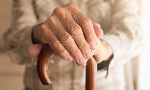 Bệnh thường xuất hiện ở những người trên 55 tuổi