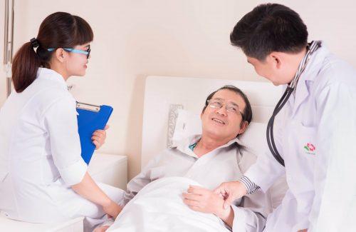 Đánh giá quá trình chăm sóc bệnh nhân