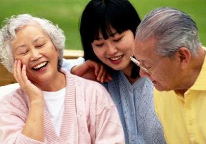 Liều thuốc bổ lớn nhất với tuổi già là tình yêu thương của con cháu