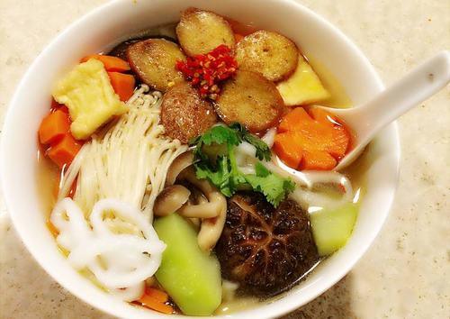 Đố chay món ăn tốt cho sức khỏe người già