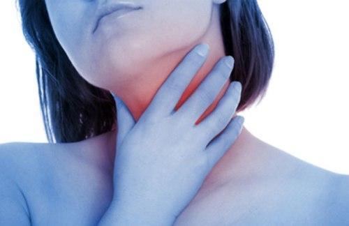Dấu hiệu của bệnh loạn cảm họng