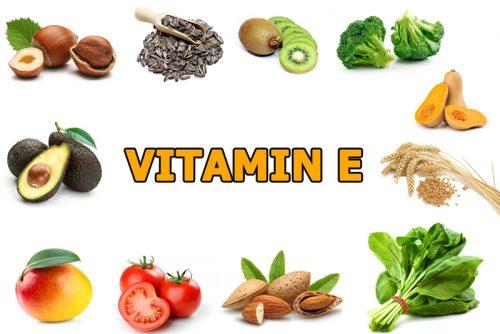 Tốt nhất người già nên bổ sung viatmin E qua đường ăn uống