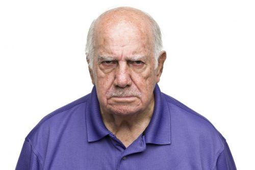 Vì đâu mà người già trở nên khó tính?