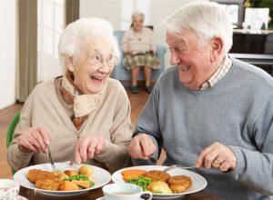 Tầm quan trọng dinh dưỡng cho người già