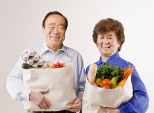 Viatmin C giúp sức khỏe người già duy trì tốt hơn