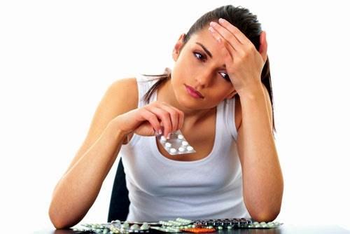 Có rất nhiều nguyên nhân gây ra chứng đau bụng kinh khác nhau