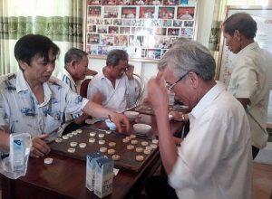 Những trò chơi giải trí thư giãn cho người già