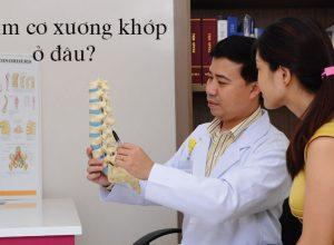 Khám xương khớp ở đâu tốt tại Hà Nội