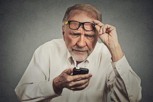 Làm sao để phát hiện mắt bị lão thị?