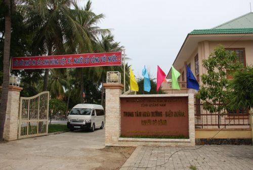 Trung tâm phụng dưỡng người có công với Cách mạng TP Ðà Nẵng