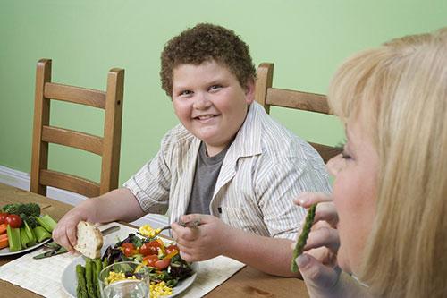 Nguyên nhân gây ra bệnh béo phì ở người cao tuổi