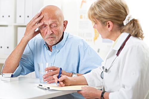 Một số bệnh lý thường gặp ở tuổi già