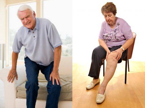 Chăm sóc khớp gối cho người cao tuổi đúng cách