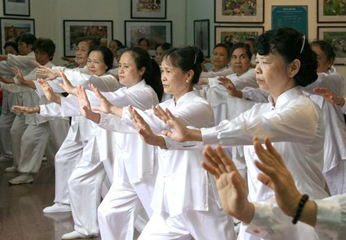Điểm mặt những cách giúp nâng cao sức khỏe người cao tuổi