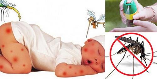 Nguy cơ dình dập từ thuốc sịt muỗi