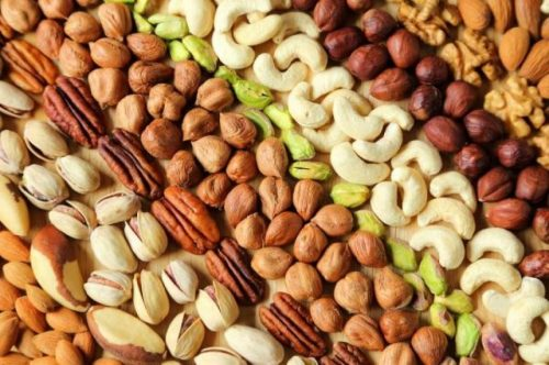 Những loại hạt tốt cho sức khỏe người già