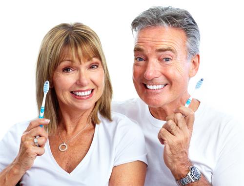Cách chăm sóc sức khỏe răng miệng cho người cao tuổi