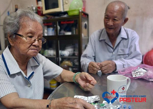 Cách lựa chọn thuốc bổ mắt cho người già