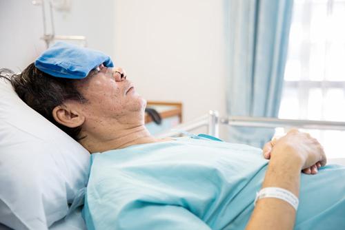 Triệu chứng của hội chứng suy hô hấp cấp tính