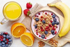 Tăng cường các vitamin trong chế độ dinh dưỡng