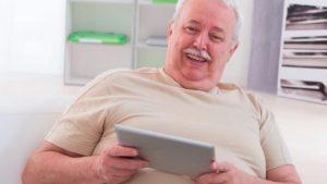 Bệnh béo phì ở người lớn tuổi