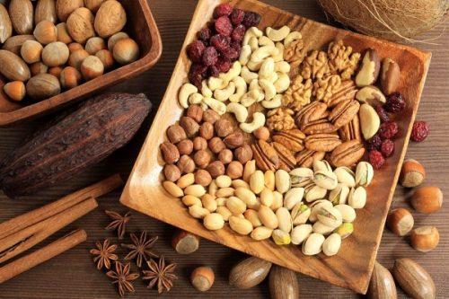 Bí quyết sống khỏe của người Nhật là sử dụng các loại hạt khô