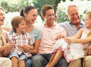 Không có liều thuốc nào tốt hơn liều thuốc yêu thương của con cháu với tuổi già