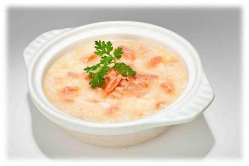 Món ăn bổ dưỡng cho người già răng yếu