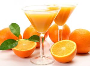Nước cam uống bao nhiêu là đủ