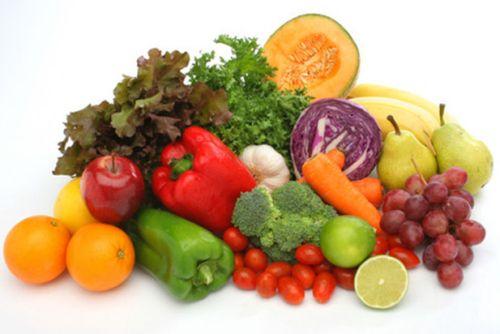 Duy trì chế độ thực phẩm dinh dưỡng tốt cho người cao tuổi