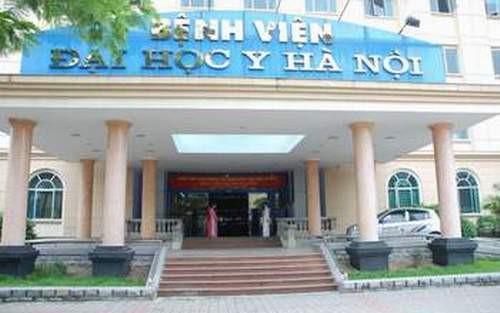 Bệnh viện đại học Y Hà Nọi là một bệnh viện uy tín và chất lượng tốt