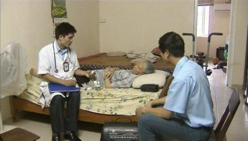Ngoài đến bệnh viện những dịch vụ chăm sóc này cũng chăm sóc tại nhà