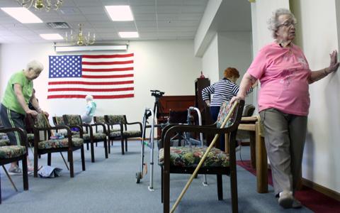 Tìm hiểu về Viện dưỡng lão chăm sóc người cao tuổi tốt nhất hiện nay
