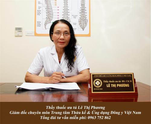 Có những Bác sĩ chuyên khoa nào đang công tác tại Trung tâm thừa kế và ứng dụng Đông Y Việt Nam?
