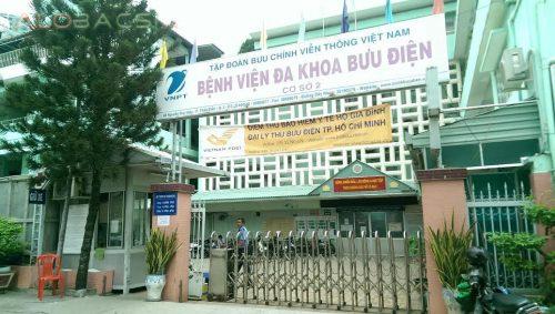 Khoa Nội – Lão khoa trực thuộc Bệnh viện Đa khoa Bưu Điện Sài Gòn
