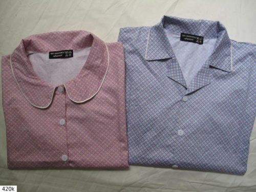 Nên mua hay may đồ pijama cho người già?