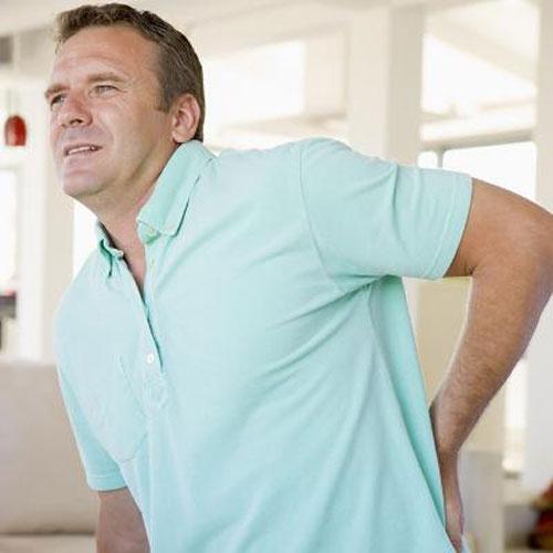 Dùng thuốc chữa bệnh đau lưng