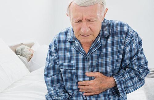 Nguyên nhân gây ra táo bón ở người cao tuổi