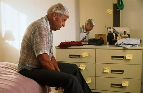Cách chăm sóc bệnh lẫn ở người cao tuổi