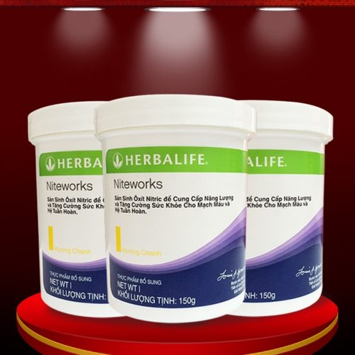 Niteworks Herbalife là một trong những loại thực phẩm chức năng mà người già nên cân nhắc