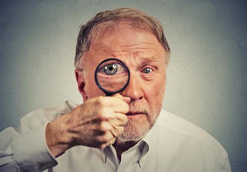 Một số bệnh về mắt người coa tuổi thường gặp