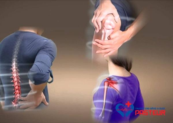 Cách điều trị một số cơn đau cơ xương khớp ở người già