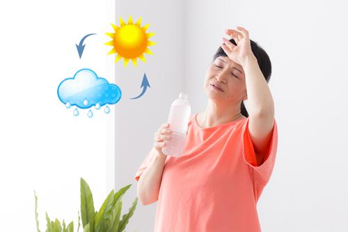 Một số lưu ý về chăm sóc sức khỏe khi thay đổi thời tiết
