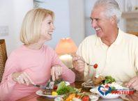 Chế độ dinh dưỡng cho người cao tuổi